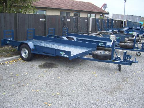Single Axle Car Hauler : Smiths hire rental equipment specialists trailer car